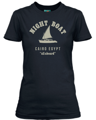 MADNESS inspired NIGHT BOAT TO CAIRO T-Shirt