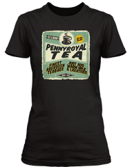Nirvana inspired Pennyroyal Tea T-Shirt