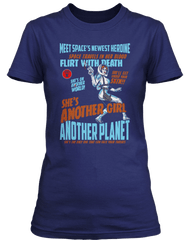 ONLY ONES inspired ANOTHER GIRL ANOTHER PLANET T-Shirt