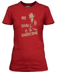 Pete Seeger We Shall Overcome inspired T-Shirt
