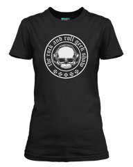 ROCK AND ROLL GEEK SHOW Logo T-Shirt