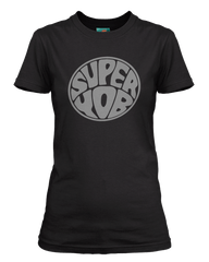 SLADE inspired DAVE HILL SUPER YOB guitar T-Shirt