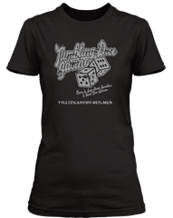 ROLLING STONES inspired TUMBLING DICE T-Shirt