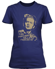 Woody Guthrie inspired T-Shirt