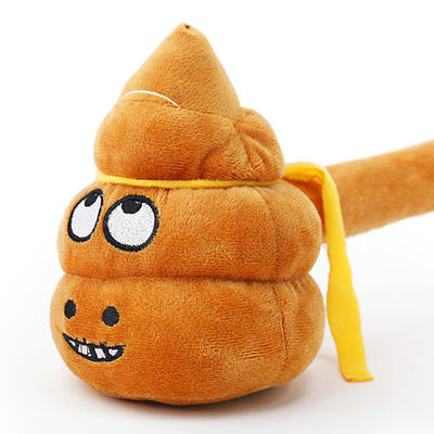 Poo Hammer Chew Dog Toys