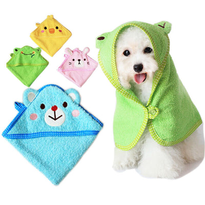 Pet Bath Robe