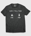 How i Tell Time T-Shirt
