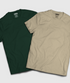 Pack of 2 T-Shirts - BG+DS