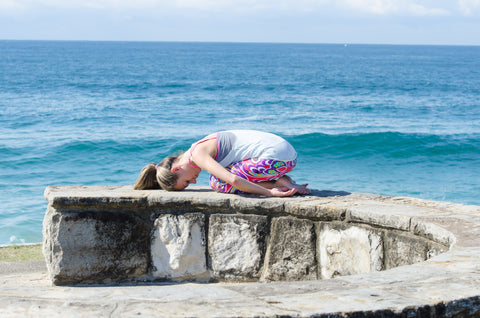 Beginners Yoga Poses Balasana Childs Pose