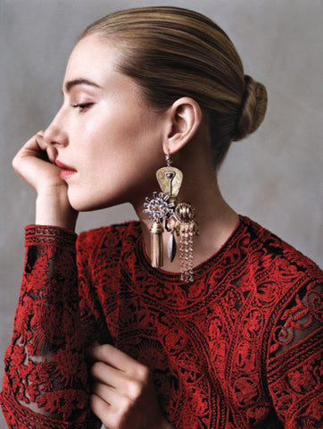 Jewellery Trends Statement Earrings
