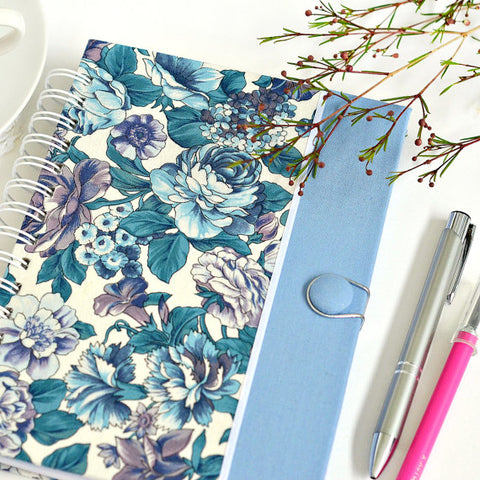 Inkd Stationery Moody Blues Journal