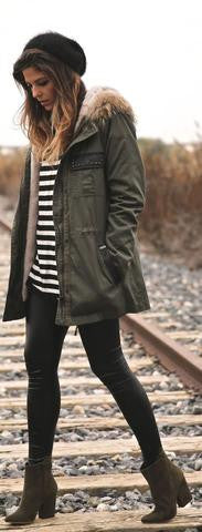 Top 3 Trends for Winter Parka Jacket