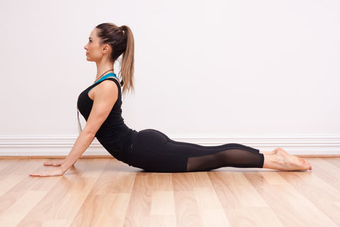 Beginners Yoga Cobra Pose
