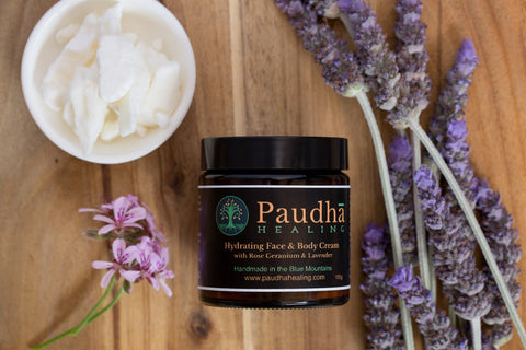 Paudha Healing Face & Body Cream