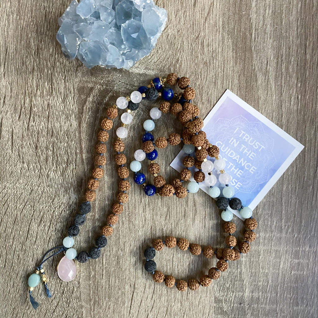 Aromatherapy Mala Sample