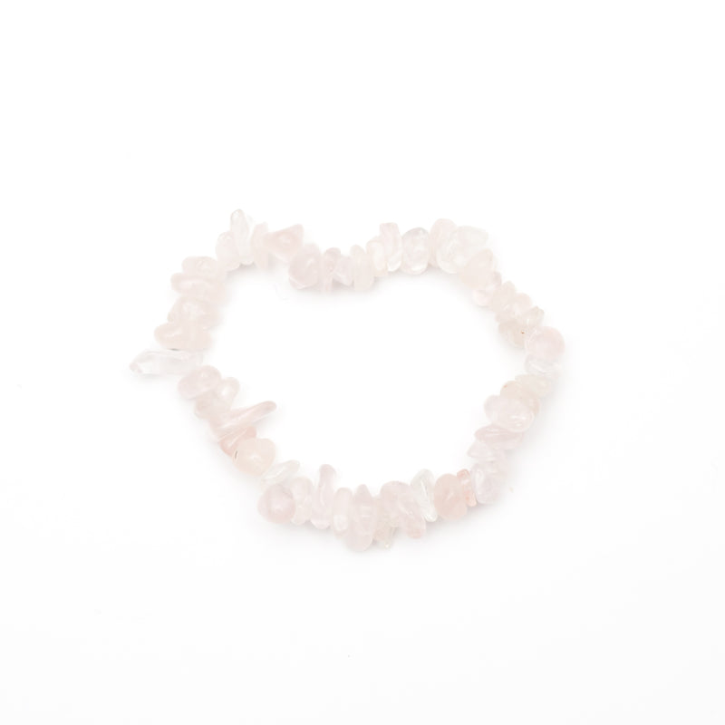 Aura Bracelet - Rose Quartz