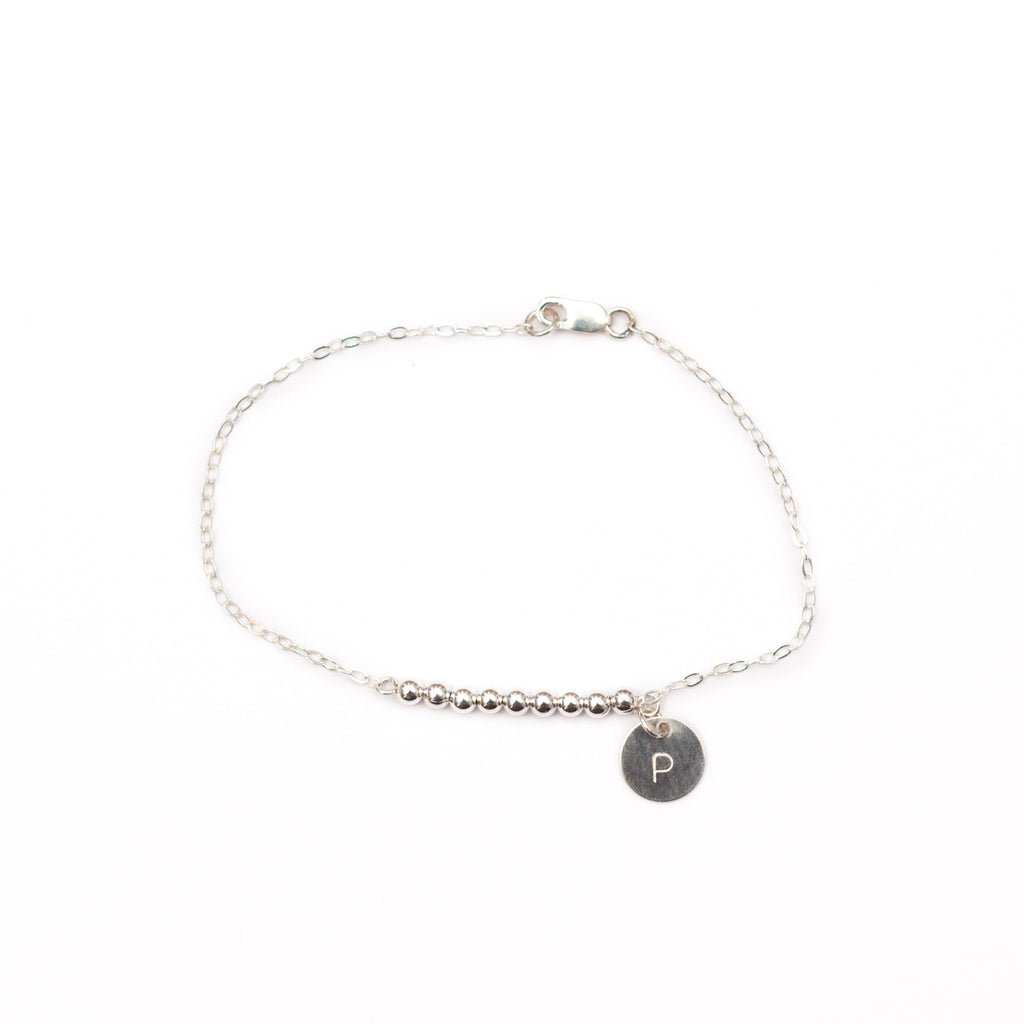 Bella Silver Bar Bracelet