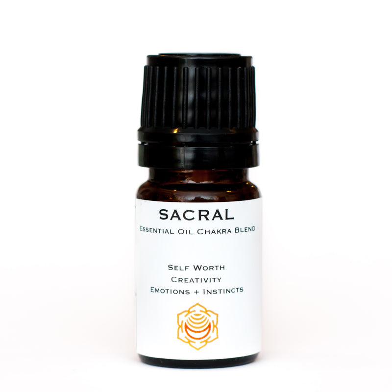 Sacral Chakra Essential Oil