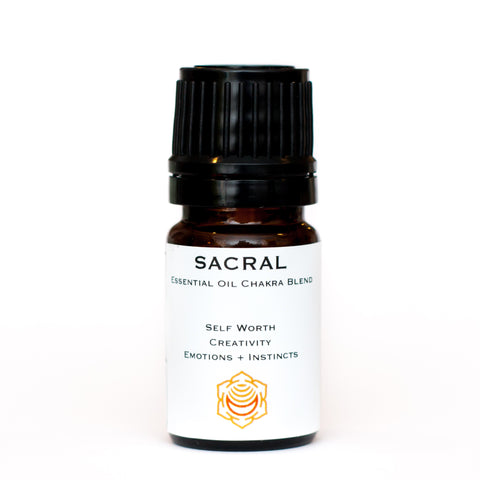 Crown Chakra Essential Oil