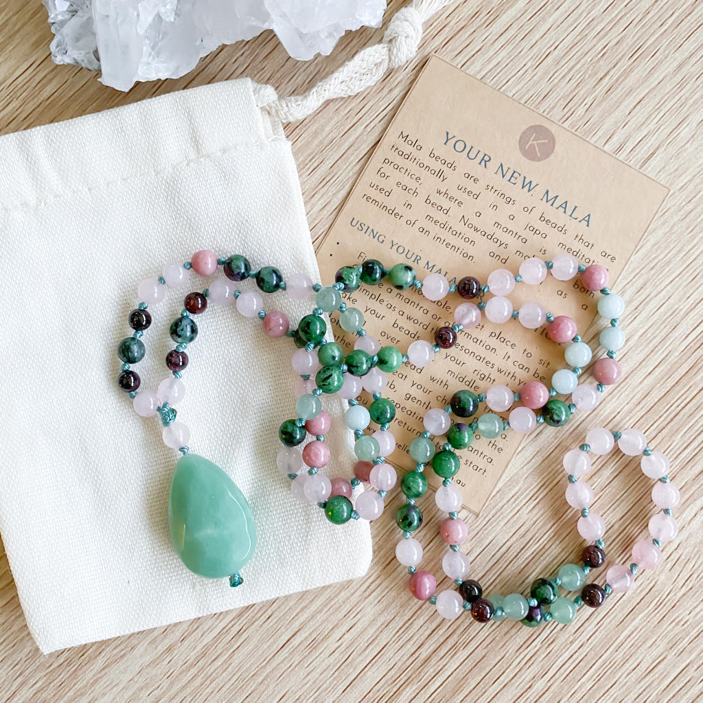 Heart Centred Mala