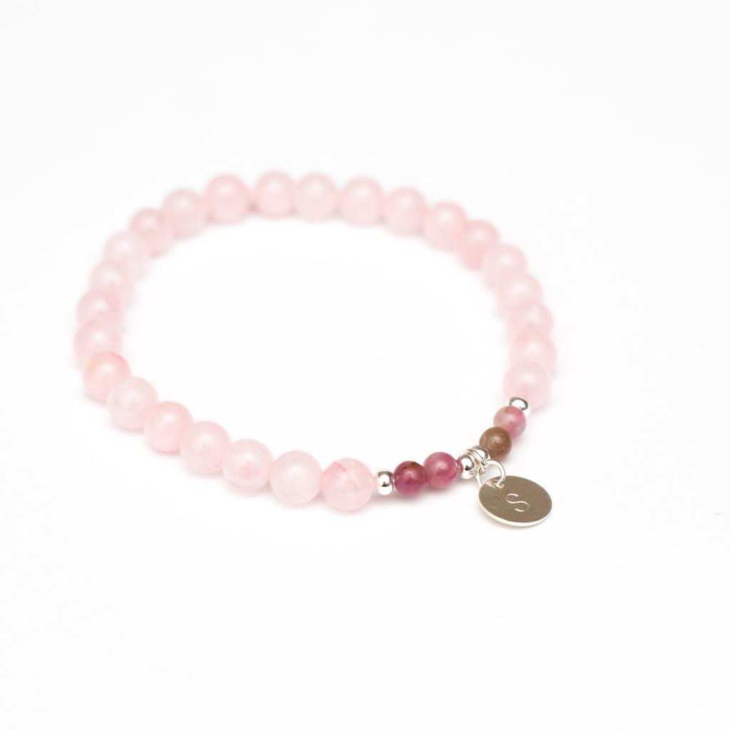 Hold My Heart Personalised Bracelet
