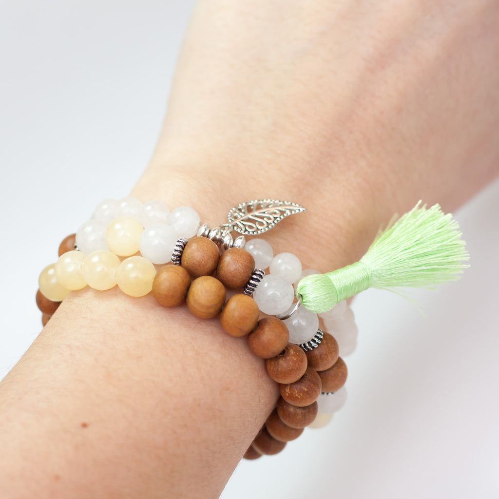 Joyful Heart Bracelet Stack