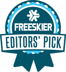 Freeskier Mag Editors' Pick 2019 - Metal