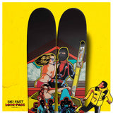 "The Vacation ""BROTHERHOOD II"" Limited Edition Ski"