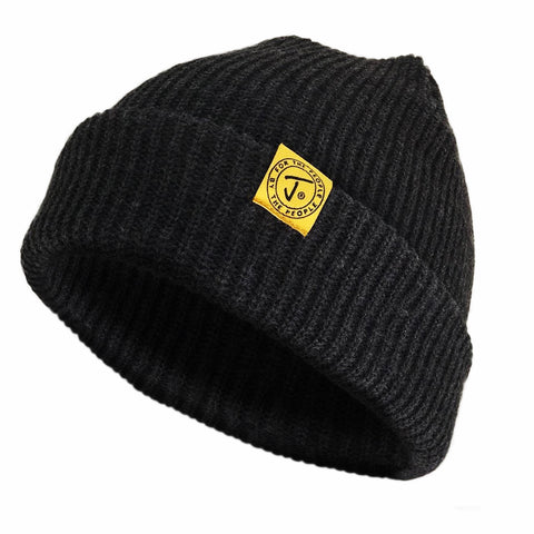 """For The People"" Tag Beanie"