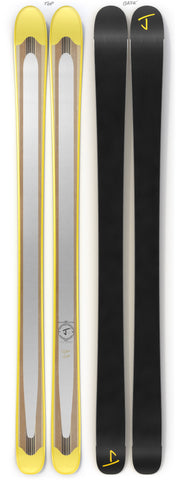 "The Masterblaster ""BLANK"" Edition Ski"