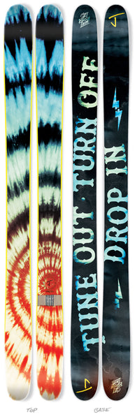 "The Friend ""TUNE OUT"" Limited Edition Ski"