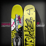 """TEAM SKIBLADEZZZ"" Limited Edition Skibladezzz"