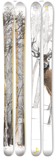 "The Masterblaster ""BUCK"" Oscar Llorens x J Collab Limited Edition Ski"