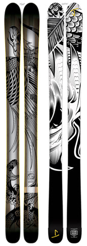 "The Masterblaster ""PREDATOR"" Derek Muscat x J Collab Limited Edition Ski"