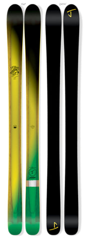 "The Masterblaster ""UPRISING"" Limited Edition Ski"