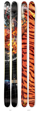 "The Whipit ""BOSS"" Limited Edition Ski"