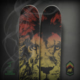 "The Whipit ""ZANE KUSHMAN"" Limited Edition Ski"