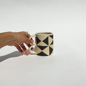DOUBLE HANDLE MUG NO. 2