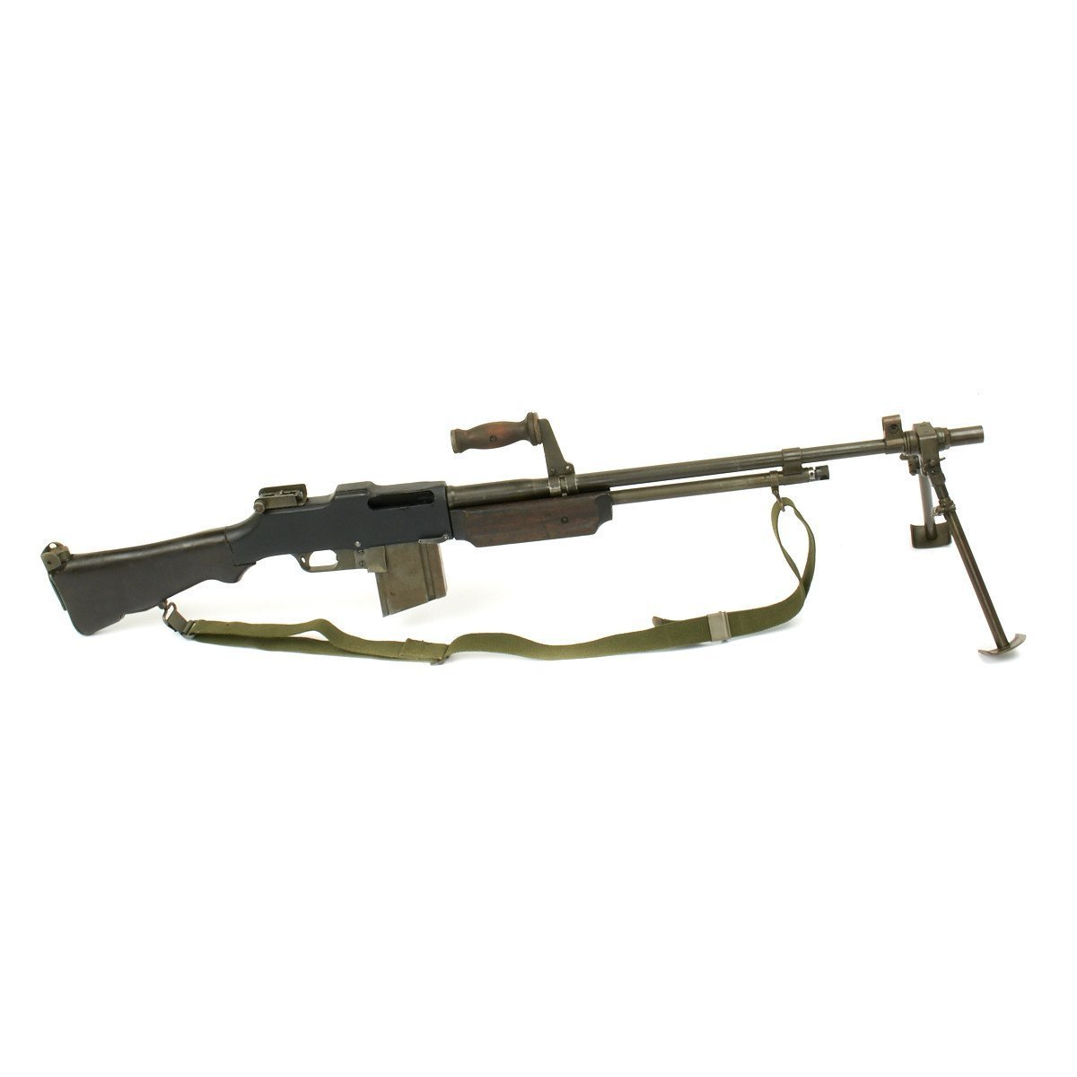 Original Display Machine Guns
