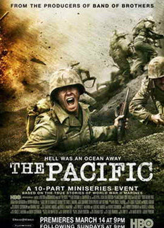 The Pacific Movie Poster