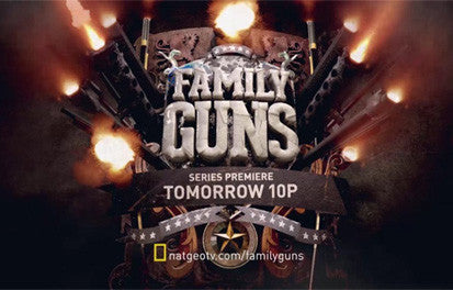 Promotional Picture of Television Show Family Guns