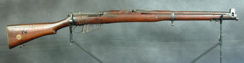 British SMLE .22 Patt. 1914 No. 1 Rifle, One Only
