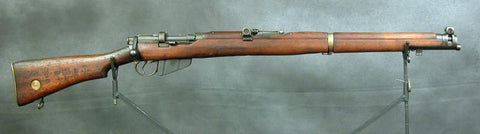 Australian SMLE Rifle Mk III, One Only