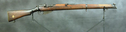 British SMLE Rifle Mk III, One Only