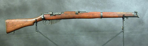 Australian SMLE Mk III Sniper Rifle, One Only