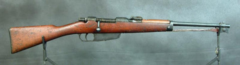 Italian M1891 Cavalry Carbine, One Only