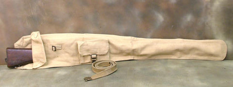British Enfield P-1937 Web Carry Case & Sling
