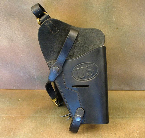 Beretta 92 9mm Shoulder Holster US Black: Closeout Special