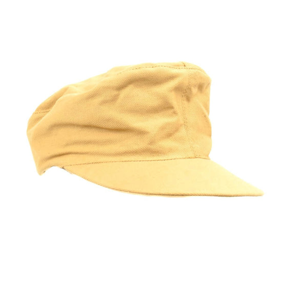 German WWII Luftwaffe Tropical Khaki Field Cap