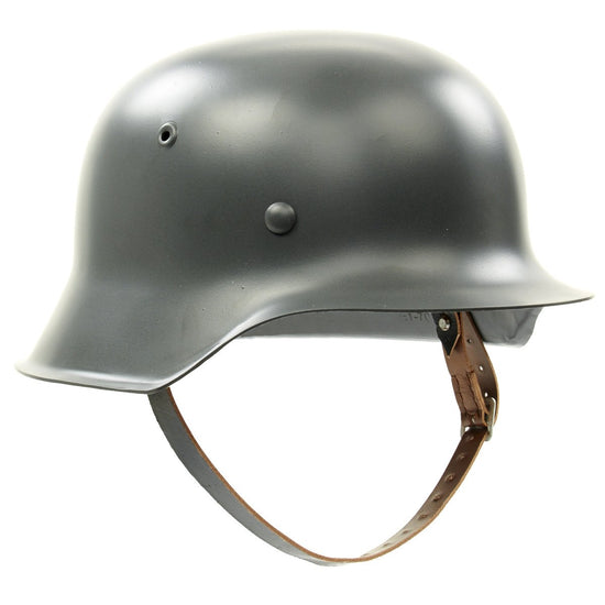 German WWII M42 Steel Helmet- Stahlhelm 42